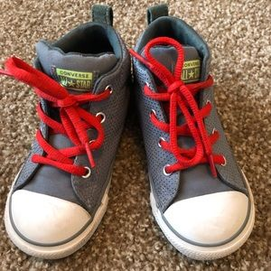 Toddler Kids Converse Shoes Size 9